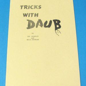 Tricks With Daub (Marlo and Gusias)