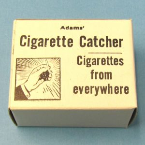Vintage E-Z Magic Cigarette Catcher in Box