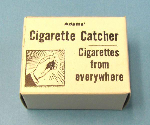 Vintage E-Z Magic Cigarette Catcher in Box