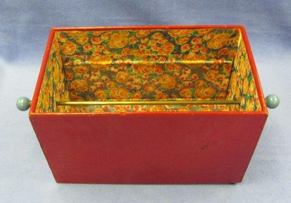 Vintage Mirror Box