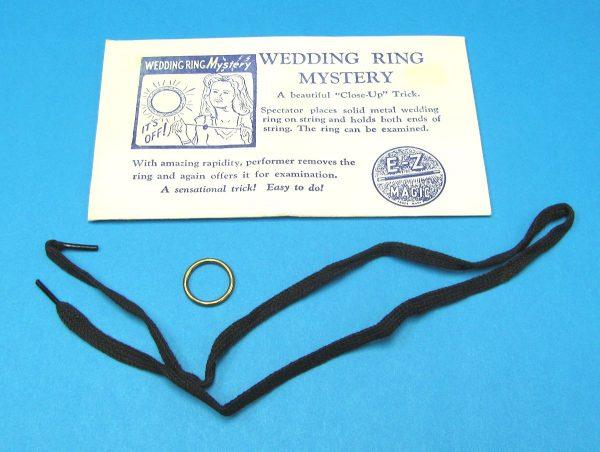 Wedding Ring Mystery