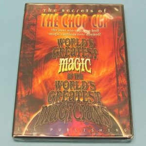 World's Greatest Magic - The Secrets of the Chop Cup DVD