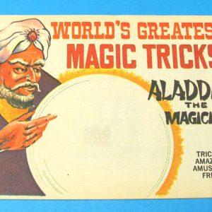 World's Greatest Magic Tricks Aladdin The Magician