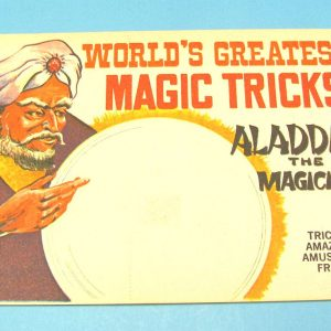 World's Greatest Magic Tricks - Aladdin The Magician