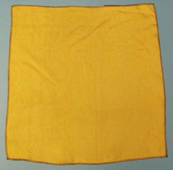 Yellow Orange Silk
