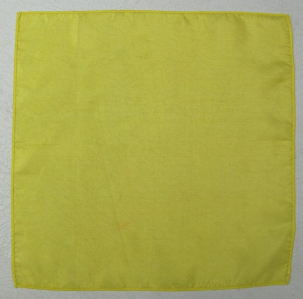 Yellow Silk