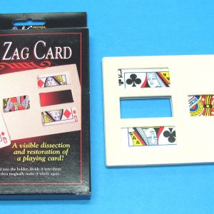 Zig Zag Card (Royal Magic)