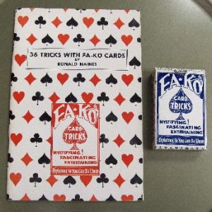fako deck and book