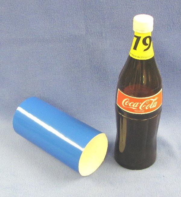 The Classic Vanishing Coke Bottle (Liter)