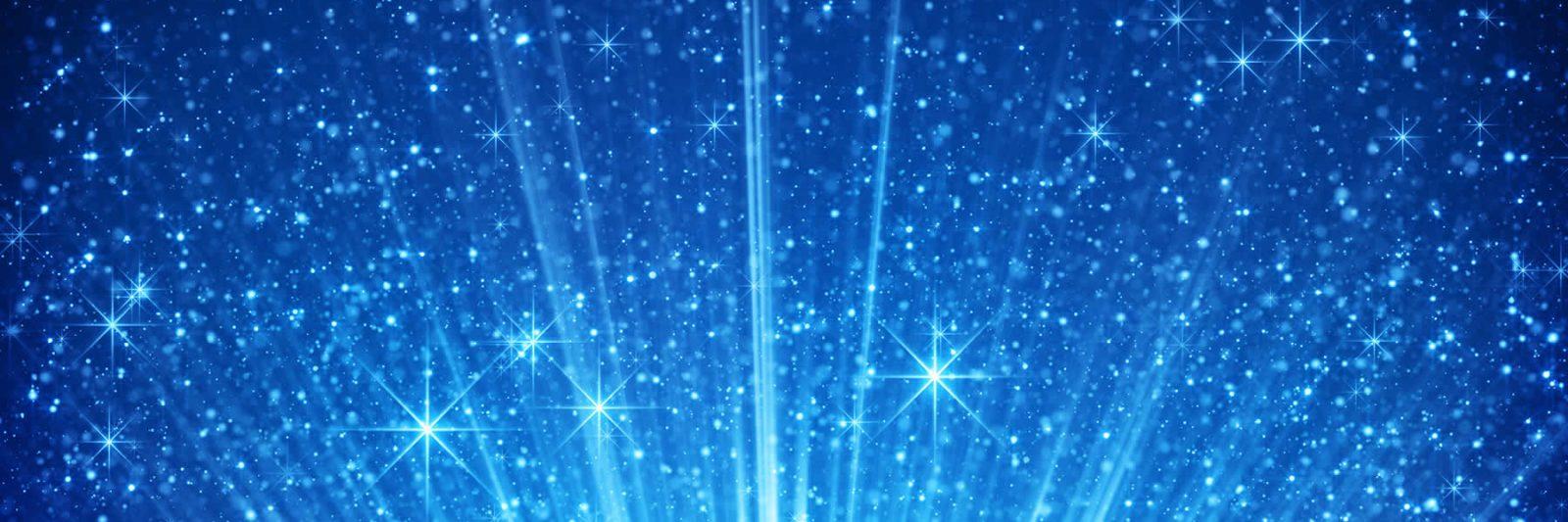 winkler's blue stars banner
