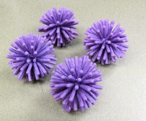 2 in Hand 1 in Pocket - Purple Porcupine