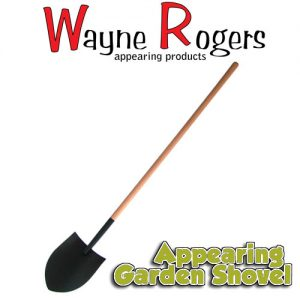 Appearing Garden Shovel