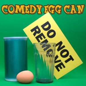 Comedy Egg Can