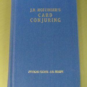 Hofzinser Card Conjuring