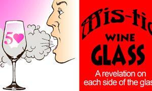 Mis-tic Wineglass - Double