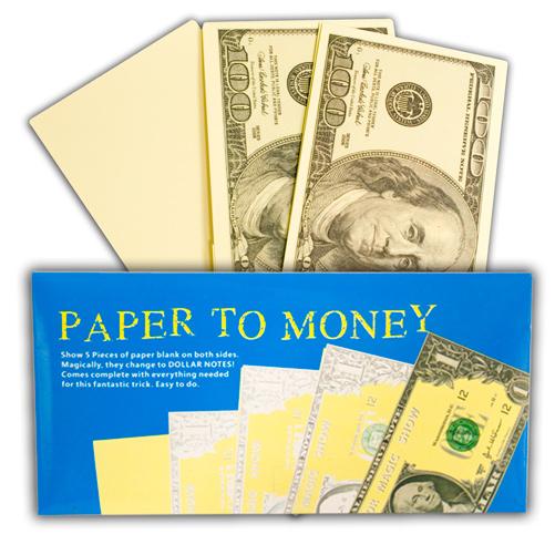 Paper To Money Plus