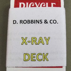 X-Ray Deck - Red