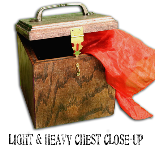 light heavy chest