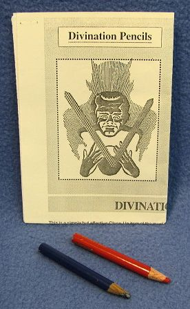 Divination Pencils Pre-Owned