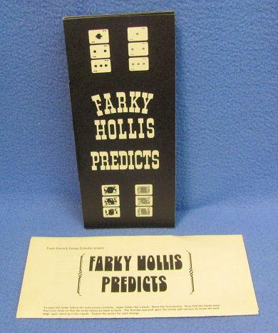 Farky Hollis Predicts Garcia & Schindler