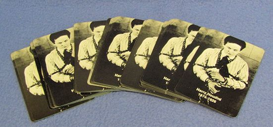 Houdini Playing Cards - Backs