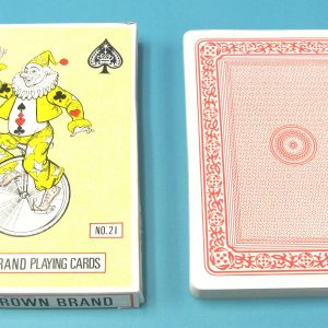Jumbo Crown Brand Playing Cards #21