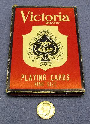 Jumbo Victoria Deck - Blue