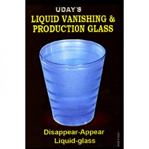 Liquid Vanish and Production Glass Uday