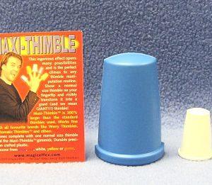 Maxi Thimble - Blue