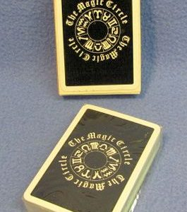 The Magic Circle Playing Cards - Backs