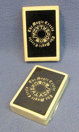 The Magic Circle Playing Cards - Backs
