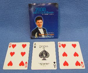 Three Card Monte 2000