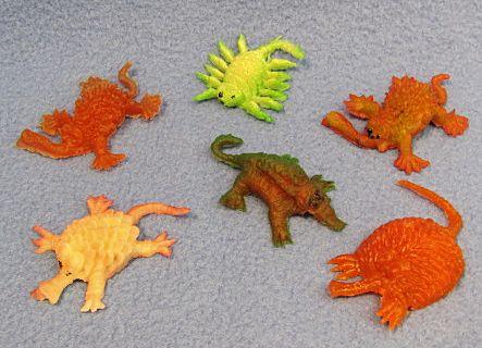 Wonderful Creatures - Set of 6