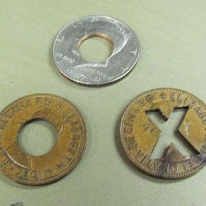 Hugs and Kisses Coins