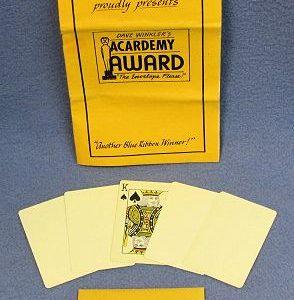 Acardemy Award David Winkler