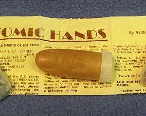 Atomic Hands Vernet