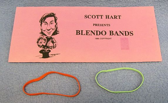 Blendo Bands Scott Hart