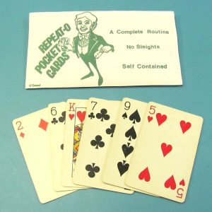 Repeat-O Pocket Cards