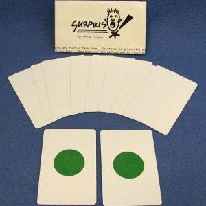 Surprise Card Trick