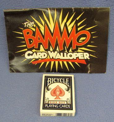 The Bammo Card Walloper Bob Farmer and Gerald Kirchner