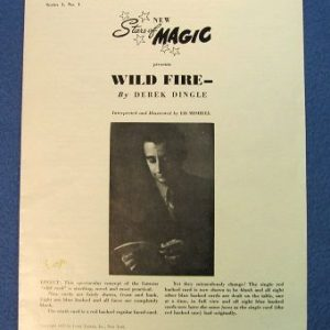 Wild Fire Derek Dingle Ace Of Spades