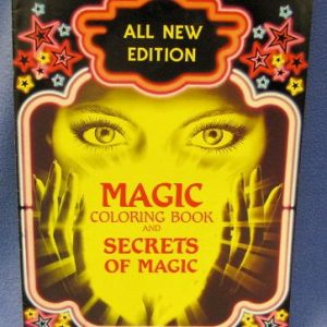 Magic Coloring Book and Secrets of Magic