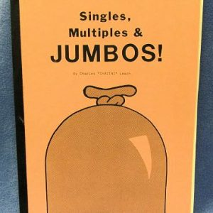 Singles, Multiples, and Jumbos Charles Leach