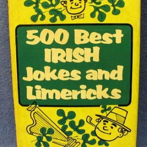 500 Best Irish Jokes and Limericks