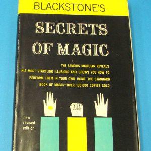 Blackstone's Secrets of Magic