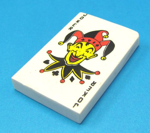 Card Eraser (Joker)