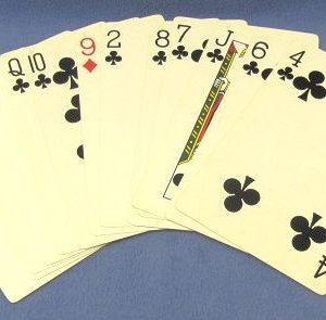 Jumbo Card Spell by Don Alan Lachman