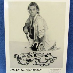 Dean Gunnarson Photo Handcuffs on Floor