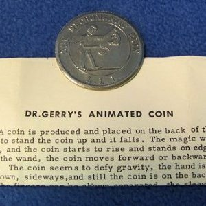 Dr. Gerry's Animated Coin Ireland Magic Company