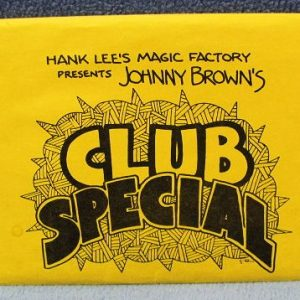 Johnny Brown's Club Special-1